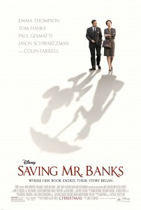 Saving Mr Banks Promo