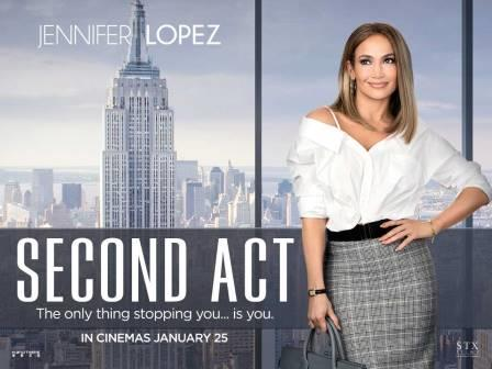 Second Act - Jennifer Lopez