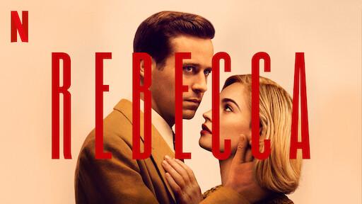 Rebecca - Netflix