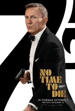 Bond - No Time To Die